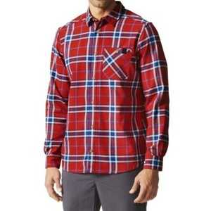 Koszula adidas AO Men Checker Moss LS Shirt AI2208, adidas