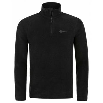 Męska polarowa bluza Kilpi ALMERI-M czarny, Kilpi