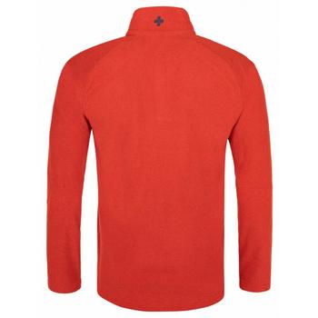 Męska polarowa bluza Kilpi ALMERI-M czerwony, Kilpi