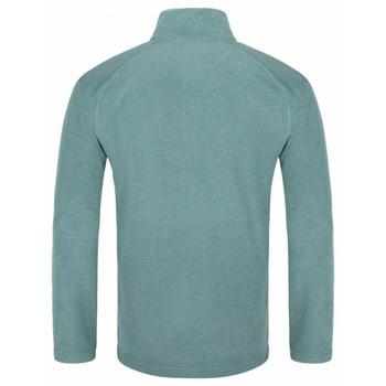 Męska polarowa bluza Kilpi ALMERI-M jasnoniebieski, Kilpi