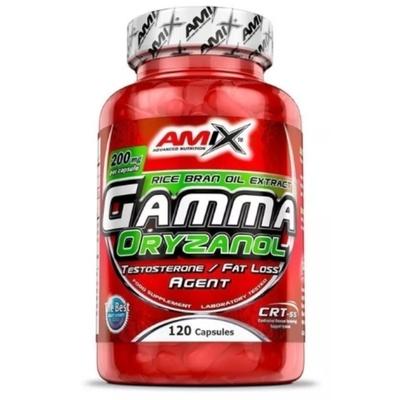 Amix Gamma Oryzanol 120 kapsułek, Amix