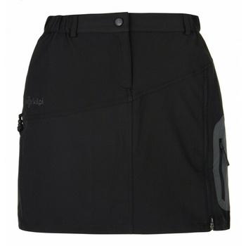 Outdoor dla kobiet spódnica Kilpi ANA-W czarny, Kilpi