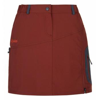 Outdoor dla kobiet spódnica Kilpi ANA-W czerwony, Kilpi
