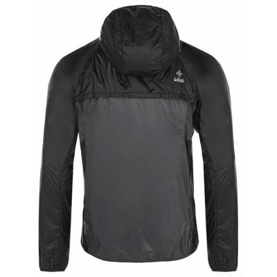 Oddychająca kurtka męska Kilpi AROSA-M czarny, Kilpi