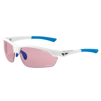 Sportowe przeciwsłoneczne okulary R2 ZET białe AT085A