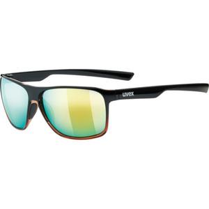 Przeciwsłoneczna okulary Uvex LGL 33 POLA Black Brown (2660), Uvex
