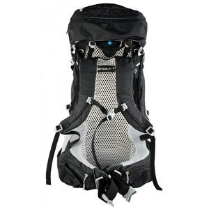 Plecak Husky Ultralight Polegajcie 60l czarny, Husky