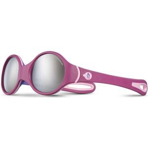Przeciwsłoneczna okulary Julbo LOOP SP4 Baby róża / fuschia / fiolet, Julbo