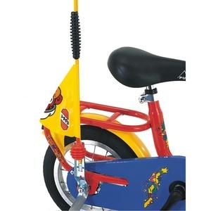 dla bezpieczeństwa flaga do hulajnogi i rowery PUKY 9323, Puky