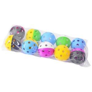 Zestaw unihokejowych piłeczek Tempish Bullet 10 1/2 colour, Tempish
