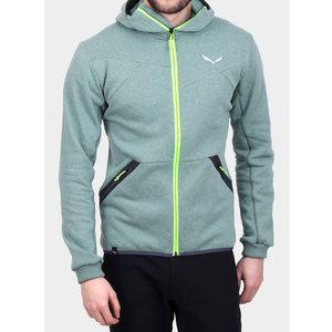 Bluza Salewa SOLID LOGO DRY M FULL-ZIP HOODY 27404-5941, Salewa