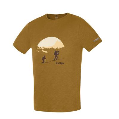 Koszulka Direct Alpine Bosco caramel (wejście na górę)