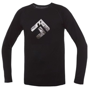Koszulka Direct Alpine Furry Long black (brand), Direct Alpine