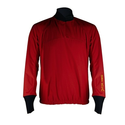 Płaszcz wodny Hiko PILOT, czerwony, Hiko sport