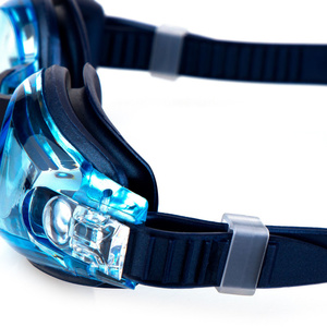 na basen okulary Spokey SKIMO ciemno niebieskie, Spokey