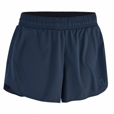 Damskie funkcjonalne szorty Kari Traa Nora shorts 622838, niebieska, Kari Traa