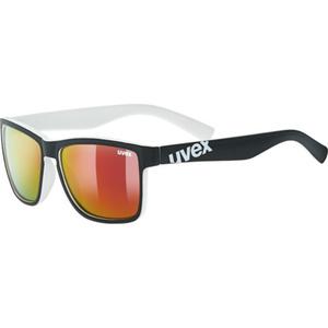 Przeciwsłoneczna okulary Uvex LGL 39 Black Mat White (2816), Uvex