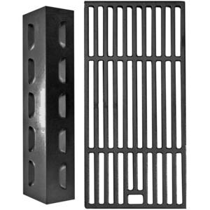 Campingaz żeliwna ruszt + dyfuzor ciepła dla grille serii 3 Series 2000033786, Campingaz