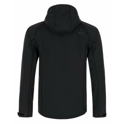 Softshell męski kurtka Kilpi CAMPO-M czarny, Kilpi