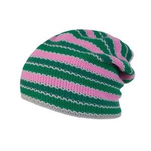 czapka Sensor Stripes różowy / zielony 16200194, Sensor