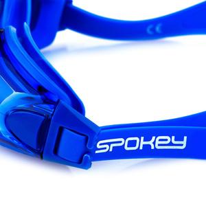 na basen okulary Spokey ROGER niebieskie, Spokey