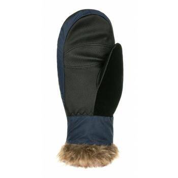 Rękawiczki narciarskie damskie Kilpi DEBBY-W ciemny niebieski, Kilpi