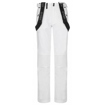 Damskie spodnie softshellowe Kilpi DIONE-W biały, Kilpi