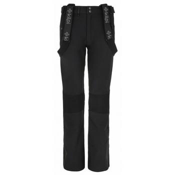 Damskie spodnie softshellowe Kilpi DIONE-W czarny, Kilpi