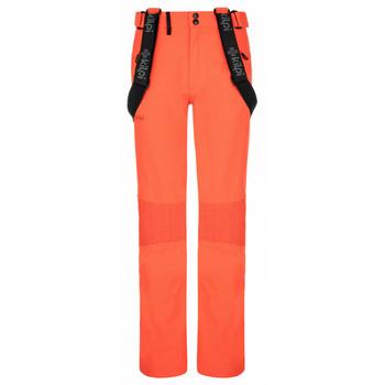 Damskie spodnie softshellowe Kilpi DIONE-W koral, Kilpi