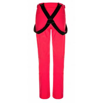 Damskie spodnie softshellowe Kilpi DIONE-W różowy, Kilpi