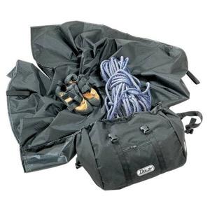 Torba do wspinaczka sprzęt DOLDY Climbing Bag czarny, Doldy