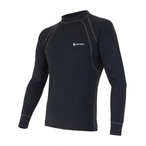 Koszulka Sensor Double Face czarne 1003019-02