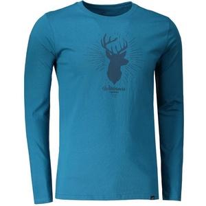 Koszulka HANNAH Skill blue saphire (print 1), Hannah