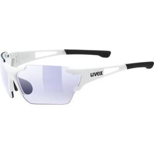 Sportowe okulary Uvex SPORTSTYLE 803 SMALL RACE VM, White (8803), Uvex