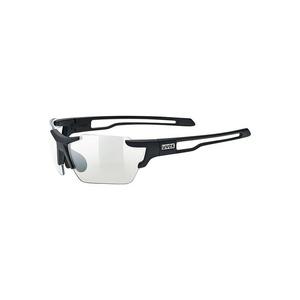 Sportowe okulary Uvex SPORTSTYLE 803 SMALL VARIO, Black Mat (2201), Uvex