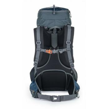 Plecak turystyczny 45+5 L Kilpi ECRINS-U ciemnoniebieski, Kilpi