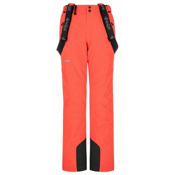 Narciarstwo damskie spodnie Kilpi ELARE-W koral, Kilpi