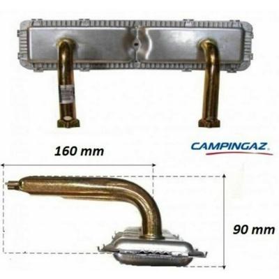 Metaliczny palnik Campingaz Eldorado 61298, Campingaz