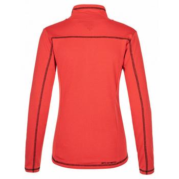 Damska funkcjonalna bluza Kilpi ERIS-W czerwony, Kilpi