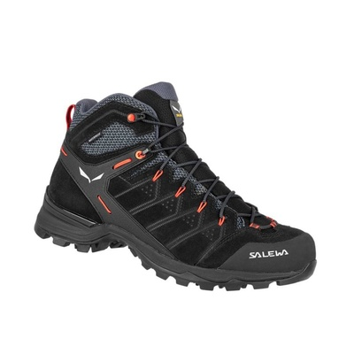 Męskie buty Salewa MS ALP MATE MID WP Black Out Fluo Orange