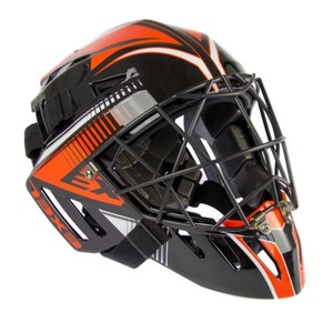 Golmanskaya kask EXEL S100 HELMET senior black/orange, Exel