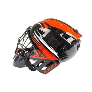 Golmanskaya kask EXEL S100 HELMET senior black/orange, Exel