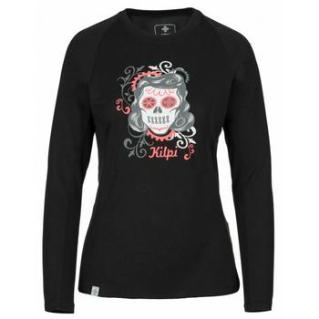 Funkcjonalne dla kobiet koszulka Kilpi WYBUCH-W czarny
