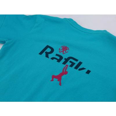 Dla dzieci koszulka Rafiki Bobby Jr. bluebird, Rafiki