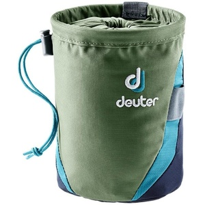 Torba do magnez Deuter Gravity Chalk Bag I L khaki-navy, Deuter