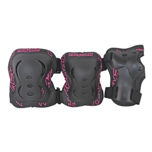 Ochraniacze Tempish Fid 3 zestaw pink, Tempish