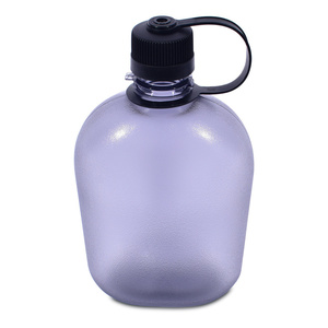 Butla Pinguin Tritan Flask 0,75L grey, Pinguin