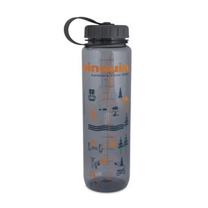 Butla Pinguin Tritan Slim Bottle Grey 2020 1000 ml, Pinguin