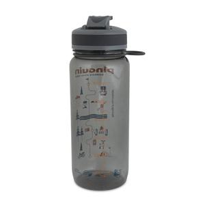 Butla Pinguin Tritan Sport Bottle 0,65L grey, Pinguin