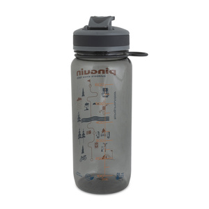 Butla Pinguin Tritan Sport Bottle 0,65L grey, Pinguin